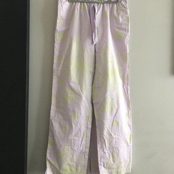 Victoria's Secret Other - NWT Victoria Secret 100% cotton sleep pants sz M